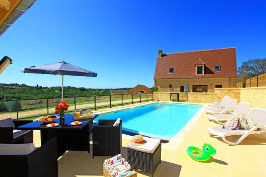 House Sarlat La Caneda - 5 people - holiday home  #50497
