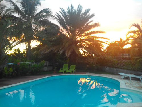 Gite 2 personnes Saint Joseph- Les Pamplemousses- Dattier - location vacances  n°50520