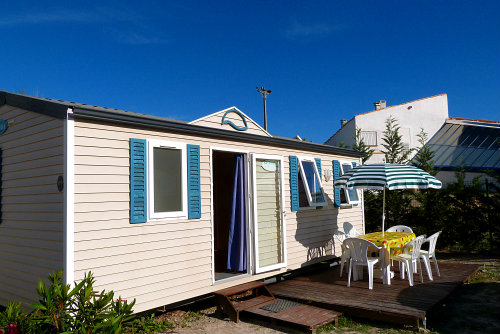 Mobil-home Sigean - 4 personnes - location vacances  n°50527
