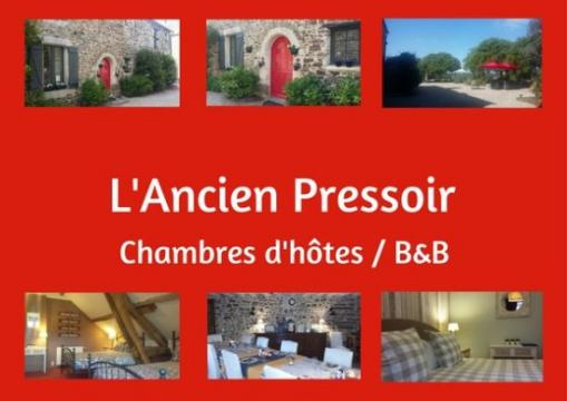 Bed and Breakfast Ménil-hermei - 10 people - holiday home  #50556