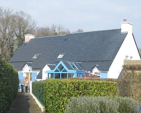 Maison Moelan Sur Mer - 4 personnes - location vacances  n°50612