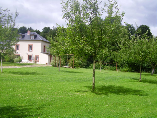 Gite Le Mesnil Eudes - 10 people - holiday home  #50640
