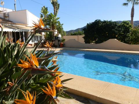 House Alfaz Del Pi - 9 people - holiday home  #50651