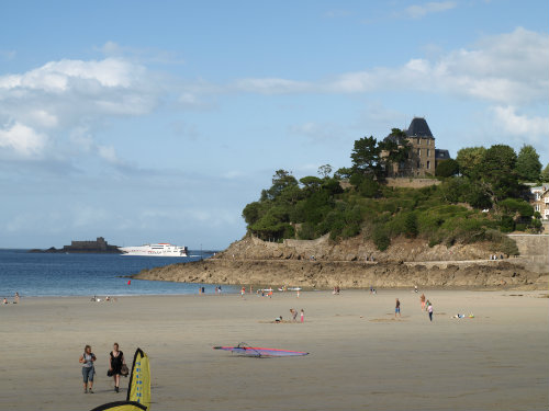Flat in Dinard - Vacation, holiday rental ad # 50654 Picture #10