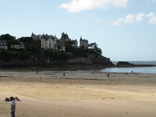 Flat in Dinard - Vacation, holiday rental ad # 50654 Picture #11