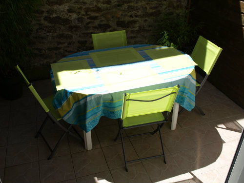 Flat in Dinard - Vacation, holiday rental ad # 50654 Picture #4