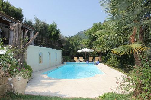 Appartement Tourrettes Sur Loup - 4 personnes - location vacances  n�50678