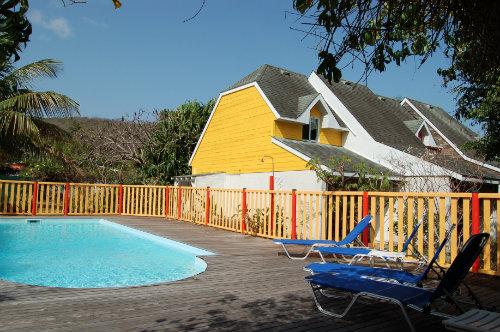 Gite Deshaies - 4 personnes - location vacances  n°50691