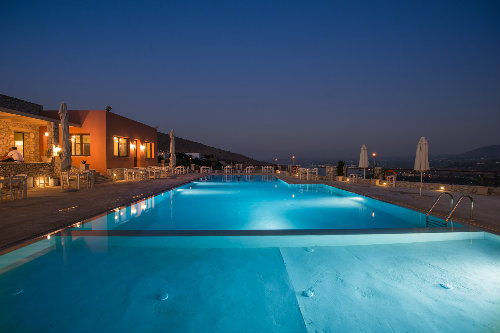 House 5 people Chania - holiday home  #50693