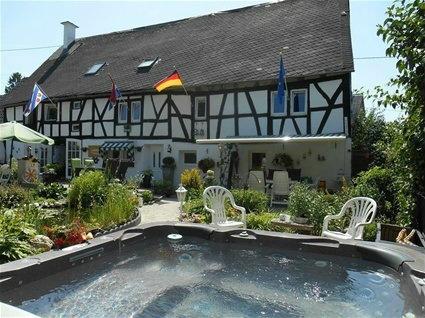 Bauernhof Sabershausen - 4 Personen - Ferienwohnung N°50719