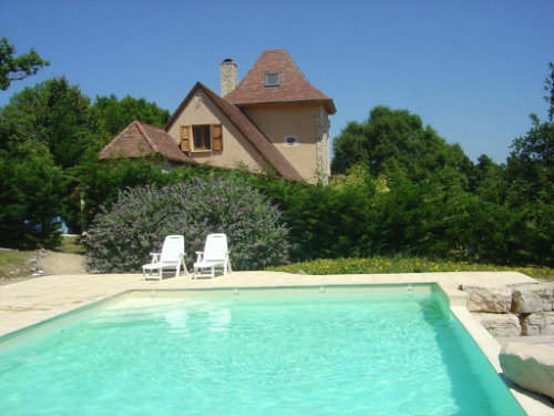 House Loubressac - 8 people - holiday home  #50737