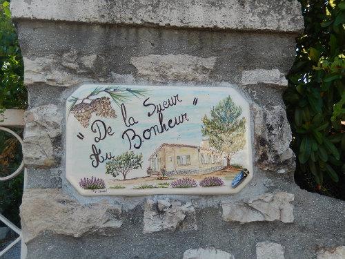 Maison La Bouilladisse - 2 personnes - location vacances  n�50742