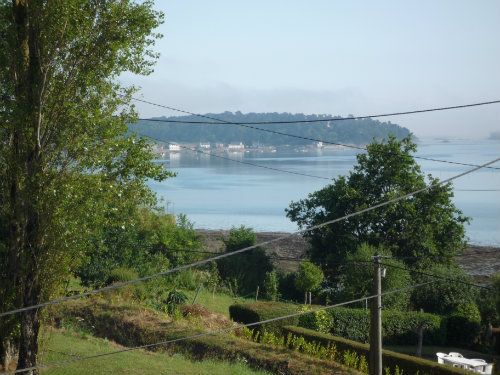 Carantec -    view on sea