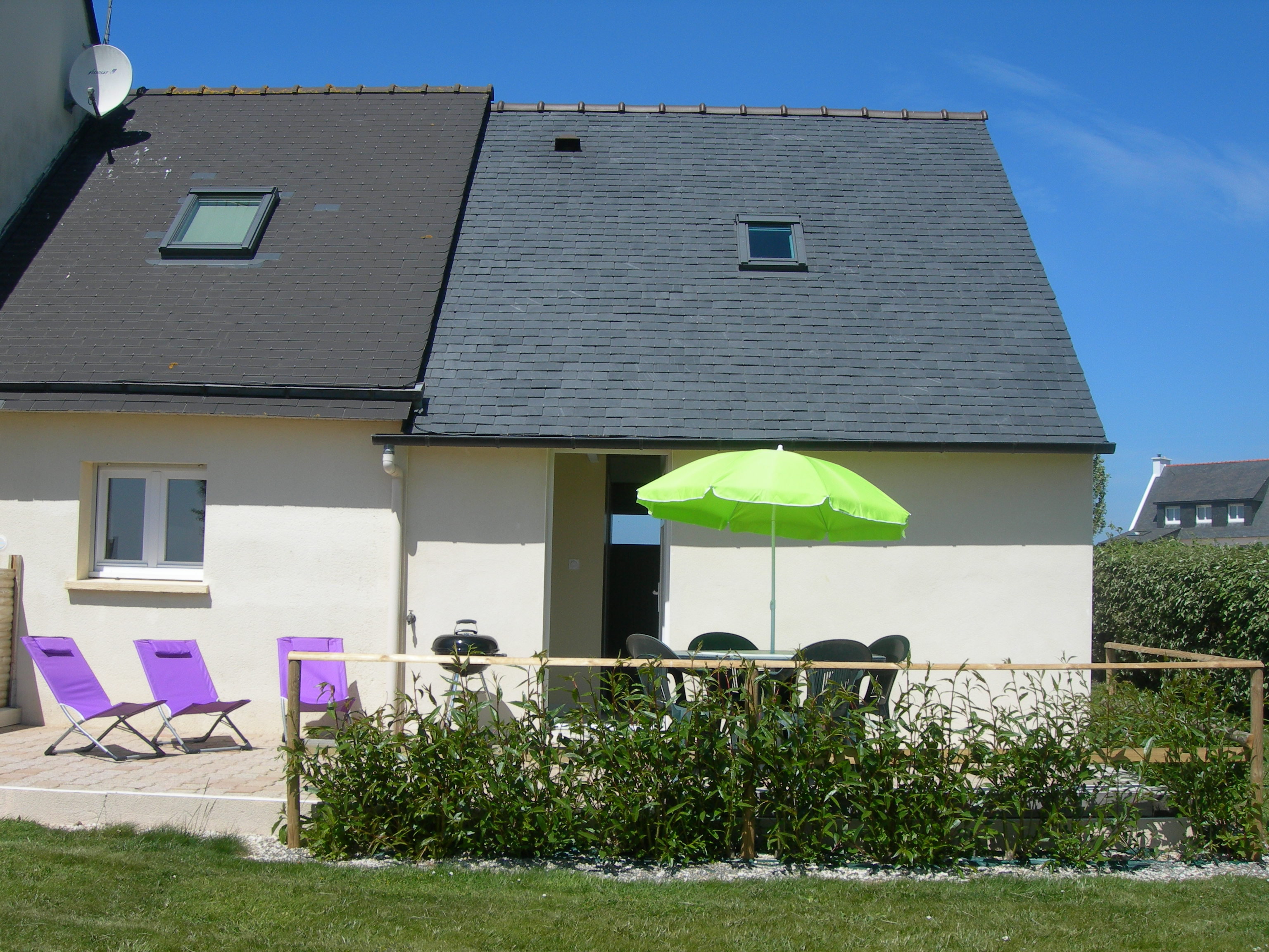 House Le Conquet - 2 people - holiday home  #50758