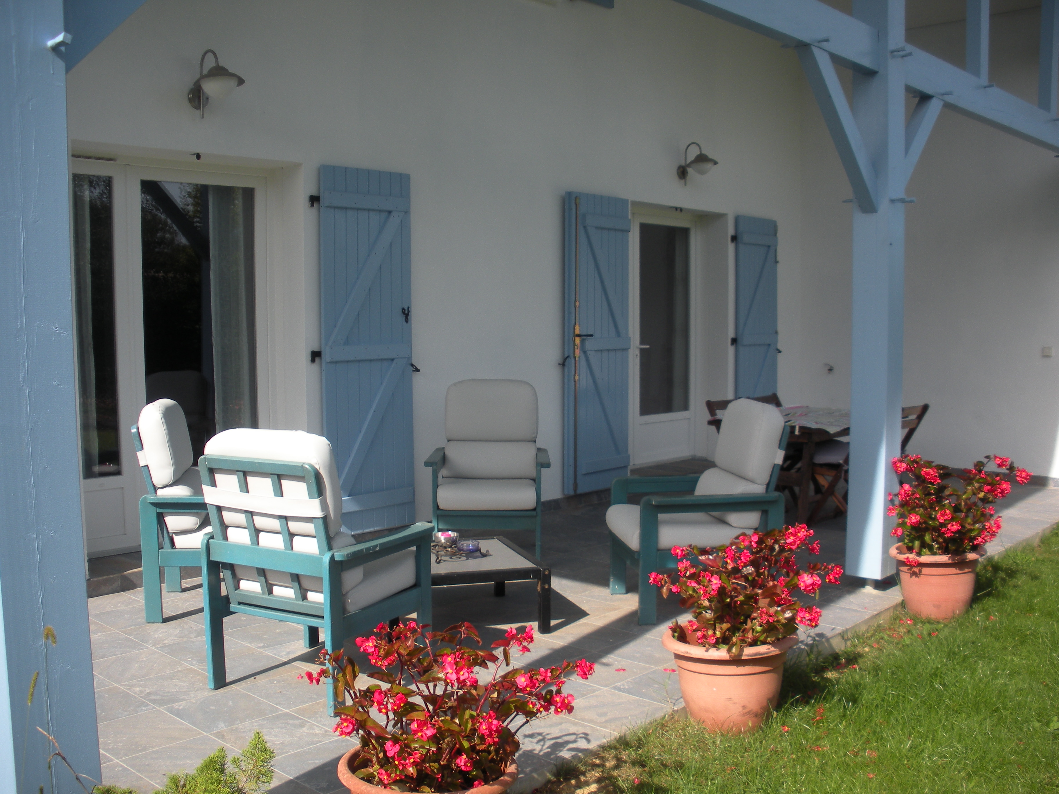Maison Saint Martin De Seignanx - 8 personnes - location vacances  n°50761