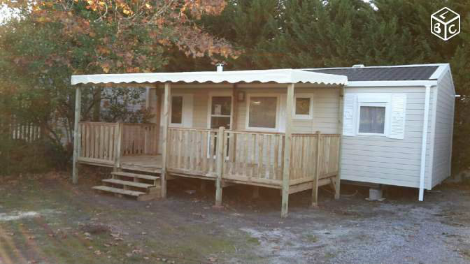 Mobile home Andernos Les Bains - 7 people - holiday home  #50769