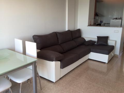 Apartamento PeÑÍscola - 6 personas - alquiler n°50780