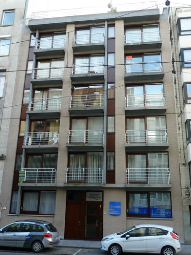 Flat in Oostende - Vacation, holiday rental ad # 50792 Picture #7