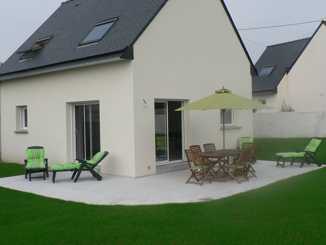 House in tregunc - Vacation, holiday rental ad # 50832 Picture #1