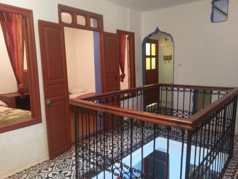 Chambre d'hôtes Chefchaouen - 3 personnes - location vacances  n°50834
