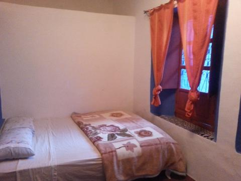 Bed and Breakfast in Chefchaouen voor  4 •   1 slaapkamer   no 50835