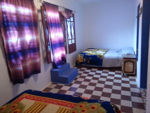 Bed and Breakfast in Chefchaouen voor  4 •   met balkon   no 50836