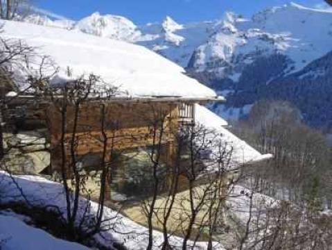 Chalet La Clusaz - 8 personnes - location vacances  n°50847