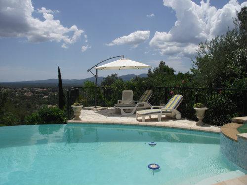 Haus Roquebrune Sur Argens - 6 Personen - Ferienwohnung