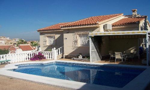 Maison 6 personnes Alicante Rojales - location vacances  n°50864