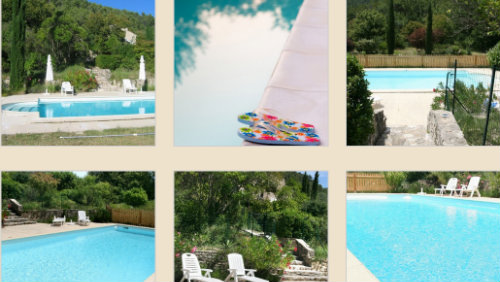 Gite in Eygaliers Buis les Baronnies - Vacation, holiday rental ad # 50869 Picture #4
