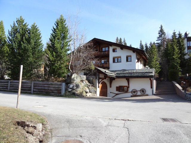 Chalet Arosa - 12 people - holiday home  #50873