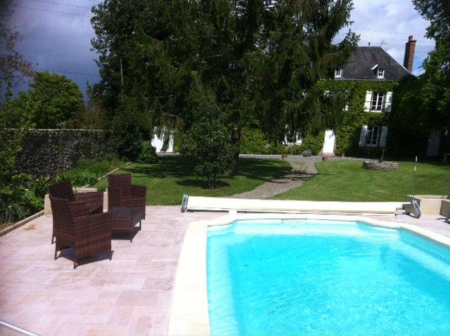 Maison Chatres La Foret - 7 personnes - location vacances  n°50875