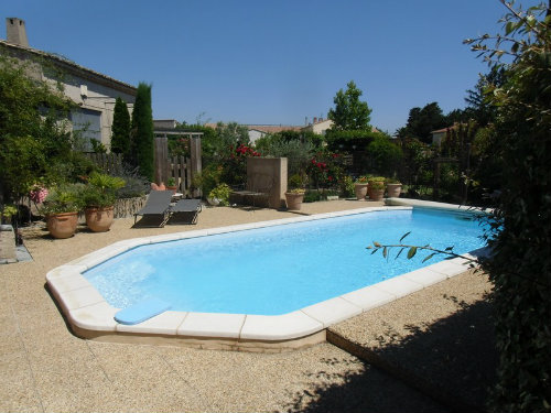 Gite Rognonas - 2 people - holiday home  #50892