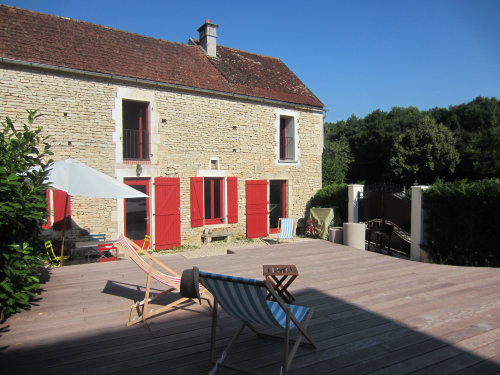 House Sougeres En Puisaye  - 8 people - holiday home  #50917