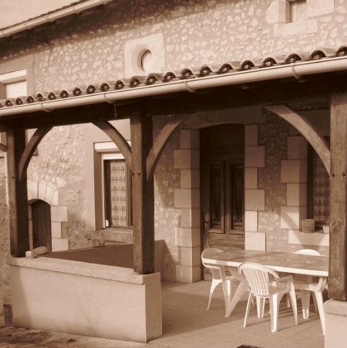 House Tocane Saint Apre - 7 people - holiday home  #50942