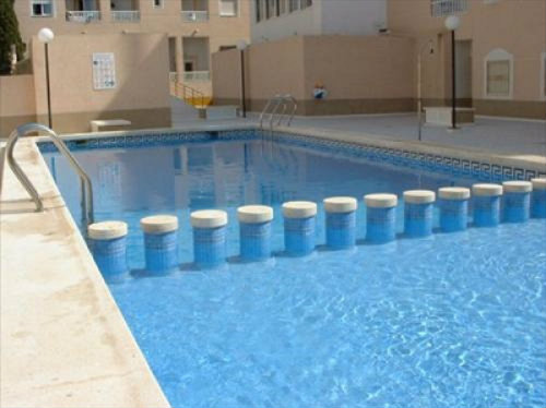 Flat in Torrevieja for   7 •   animals accepted (dog, pet...)   #50943