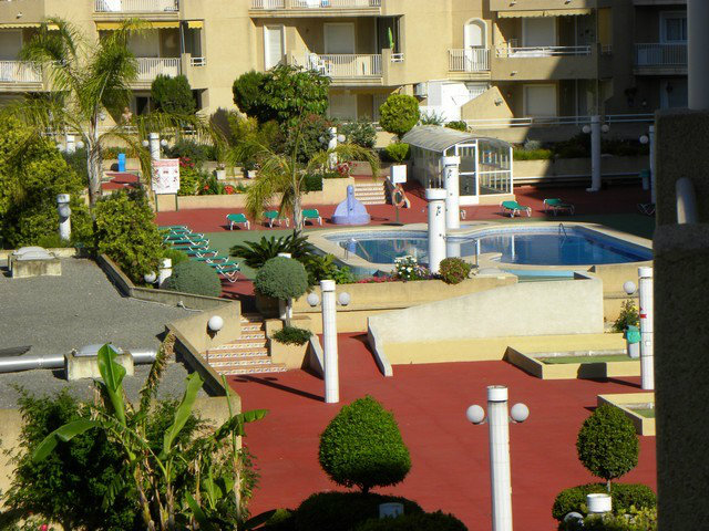 Flat 4 people Calpe ( Alicante ) - holiday home  #50967