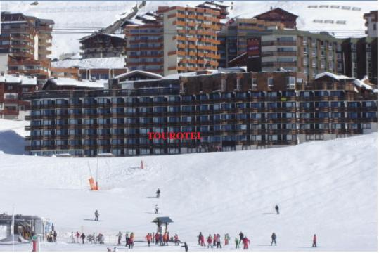 Appartement Val Thorens - 4 personnes - location vacances  n�50968