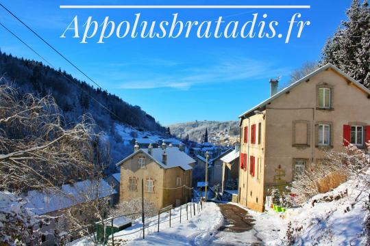 Appartement Plombières Les Bains - 4 personnes - location vacances  n°50997