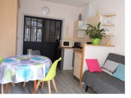 Gite 3 people Dinard - holiday home  #50204