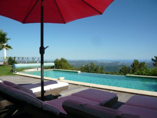 Maison Speracedes - 8 personnes - location vacances  n�51005