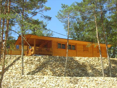 Chalet Esparron De Verdon - 7 personnes - location vacances  n°51012