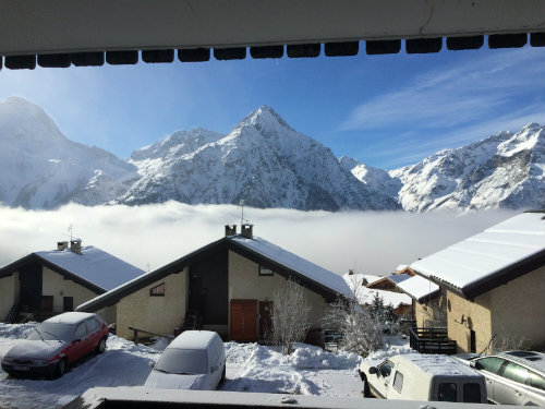 Flat 5 people Les 2 Alpes - holiday home  #51035