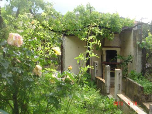 Maison à Les salles du gardon pour  5 •   avec terrasse