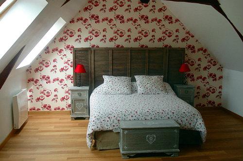 Chambre d'hôtes La Vendelee - 4 personnes - location vacances  n°51118