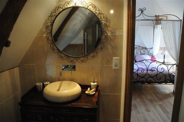 Chambre d'hôtes La Vendelee - 2 personnes - location vacances  n°51119