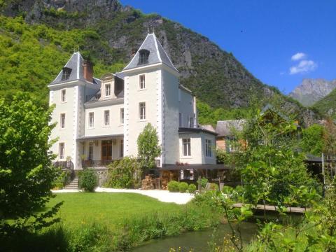 Appartement Saint Béat - 8 personnes - location vacances  n°51153