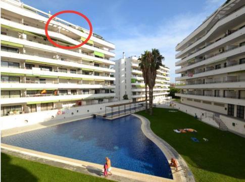 Appartement Salou - 8 personnes - location vacances  n°51168