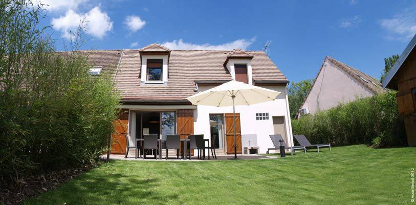 Maison Mesnil Saint Pere - 8 personnes - location vacances  n°51191