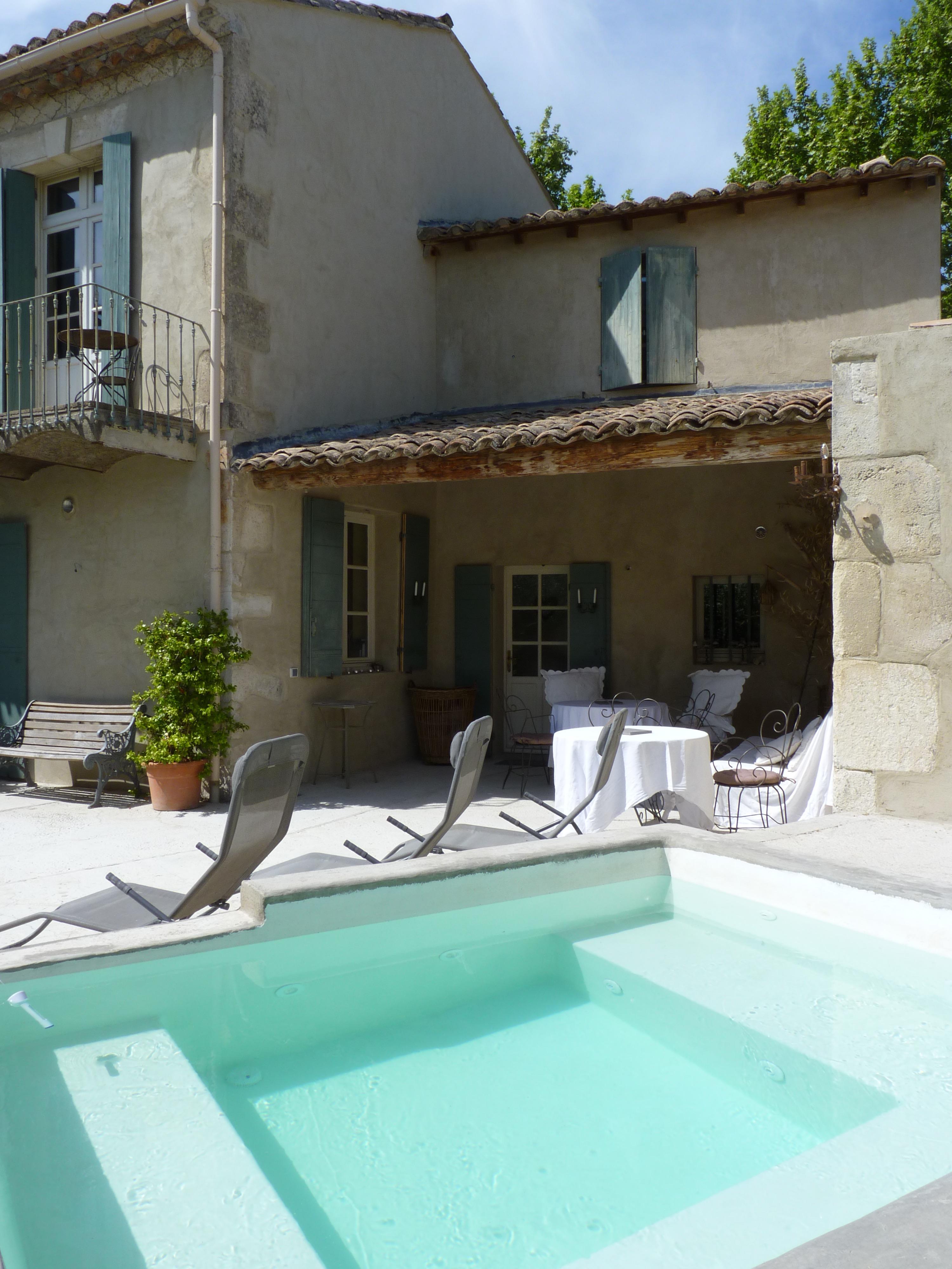 Maison Vallabrègues - 6 personnes - location vacances  n°51210